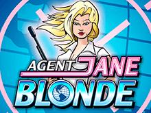 Agent Jane Blonde играть на деньги в казино Эльдорадо