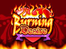 Burning Desire играть на деньги в казино Эльдорадо