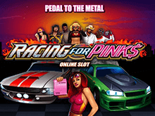 Racing For Pinks играть на деньги в казино Эльдорадо