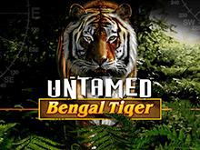 Untamed Bengal Tiger играть на деньги в клубе Эльдорадо
