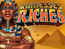 Ramses Riches играть на деньги в казино Эльдорадо