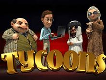 Tycoons играть на деньги в казино Эльдорадо