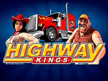 Highway Kings Pro играть на деньги в клубе Эльдорадо
