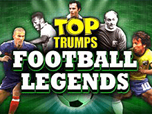 Top Trumps Football Legends играть на деньги в казино Эльдорадо