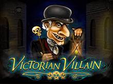 Victorian Villain играть на деньги в клубе Эльдорадо