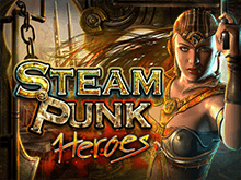 Steam Punk Heroes играть на деньги в Эльдорадо