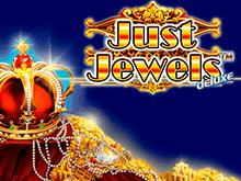 Just Jewels Deluxe играть на деньги в Эльдорадо