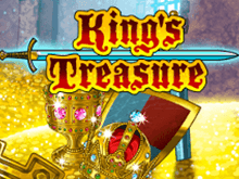 King's Treasure Слот