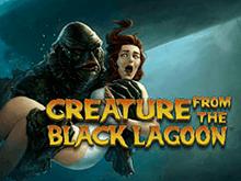 Игровой автомат Creature From The Black Lagoon онлайн