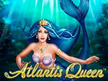 Королева Атлантиды в казино Эльдорадо