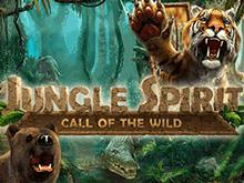 Играйте в новый автомат Дух Джунглей: Зов Дикой Природы с выводом