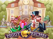 Виртуальный игровой автомат Богатства Поросят в демо-режиме